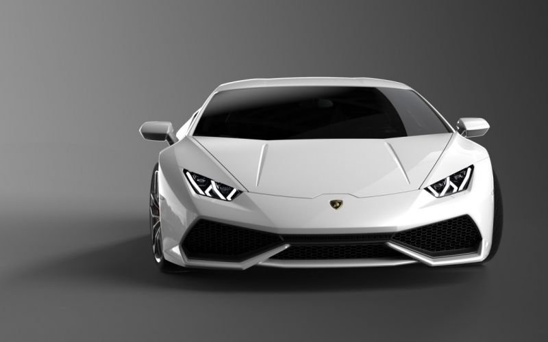 2014 Lamborghini Huracan LP610-4 supercar j wallpaper