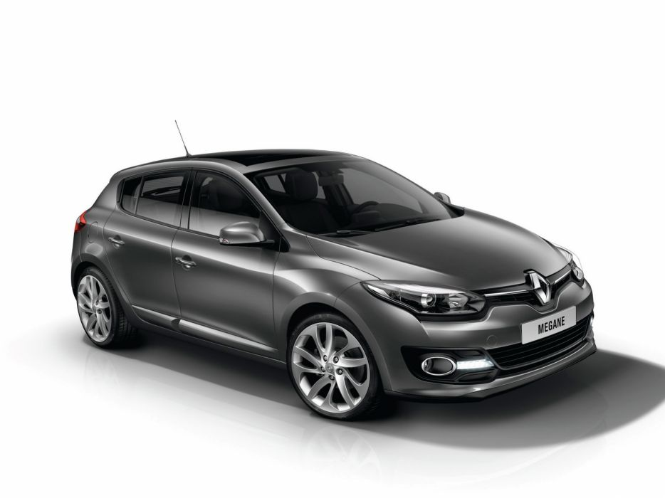 2014 Renault Megane     f wallpaper