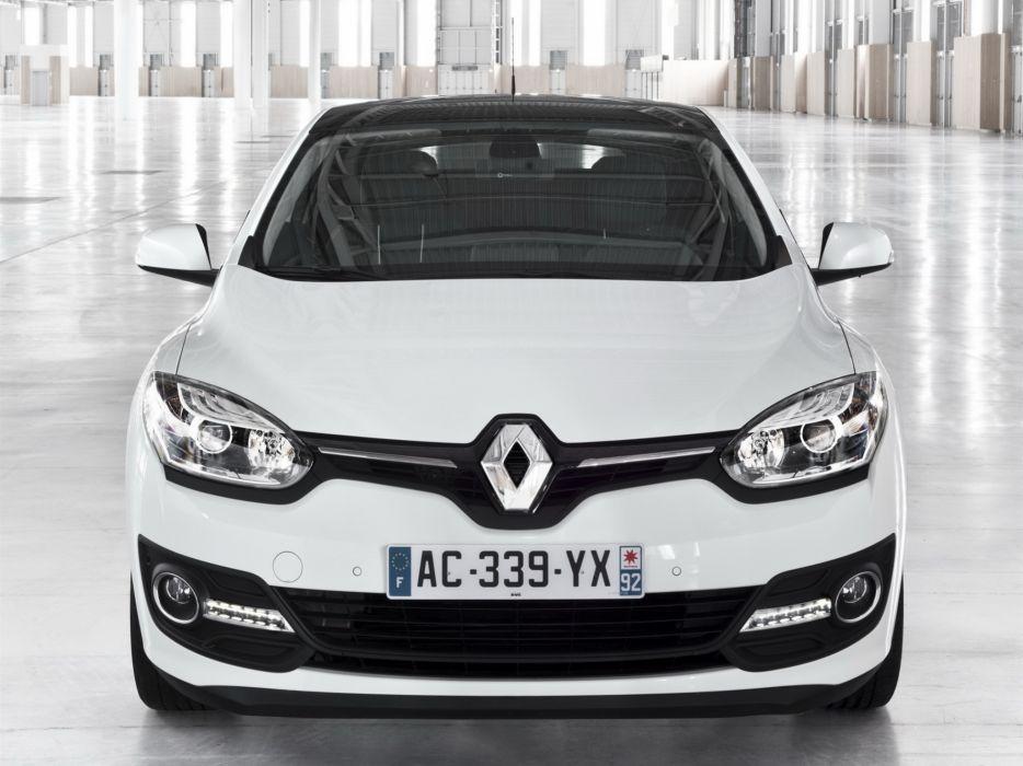 2014 Renault Megane Coupe f wallpaper