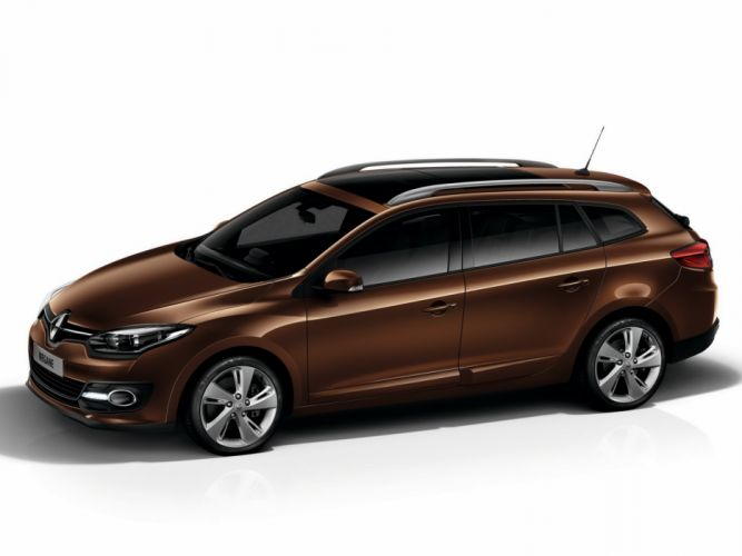 2014 Renault Megane Estate stationwagon j wallpaper