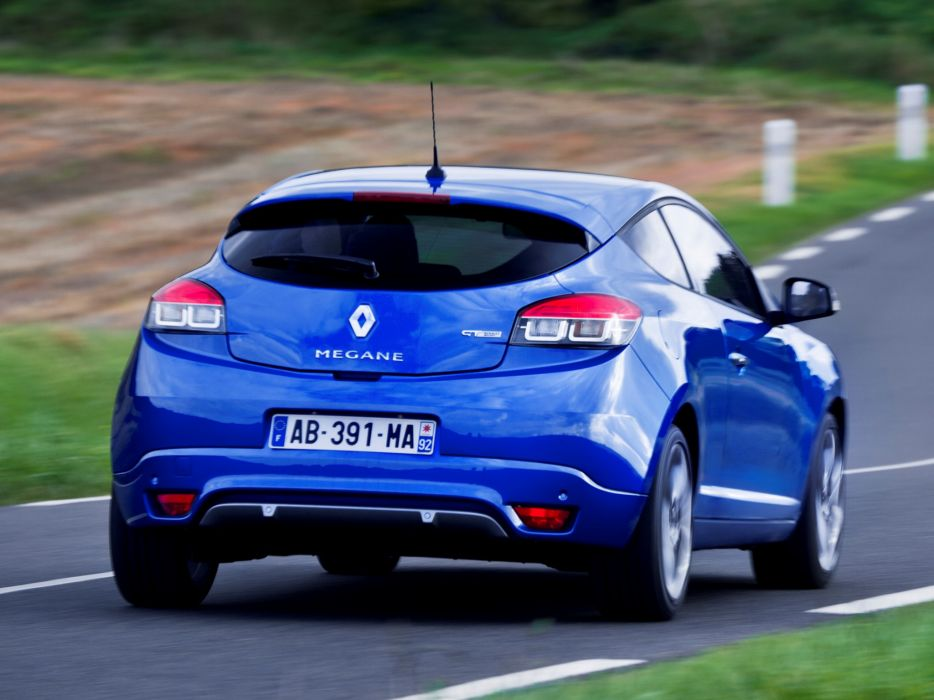 2014 Renault Megane G-T Coupe  h wallpaper