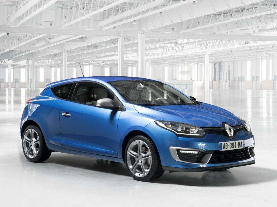 2014 Renault Megane G-T Coupe  hs wallpaper