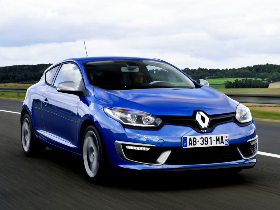 2014 Renault Megane G-T Coupe h wallpaper