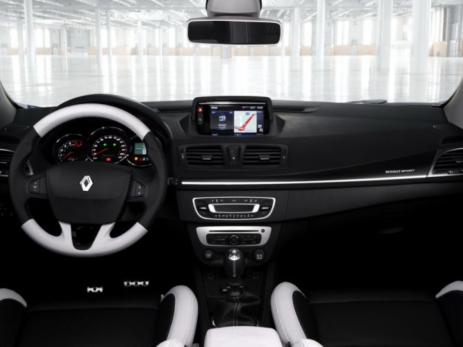 2014 Renault Megane G-T Coupe interior h wallpaper