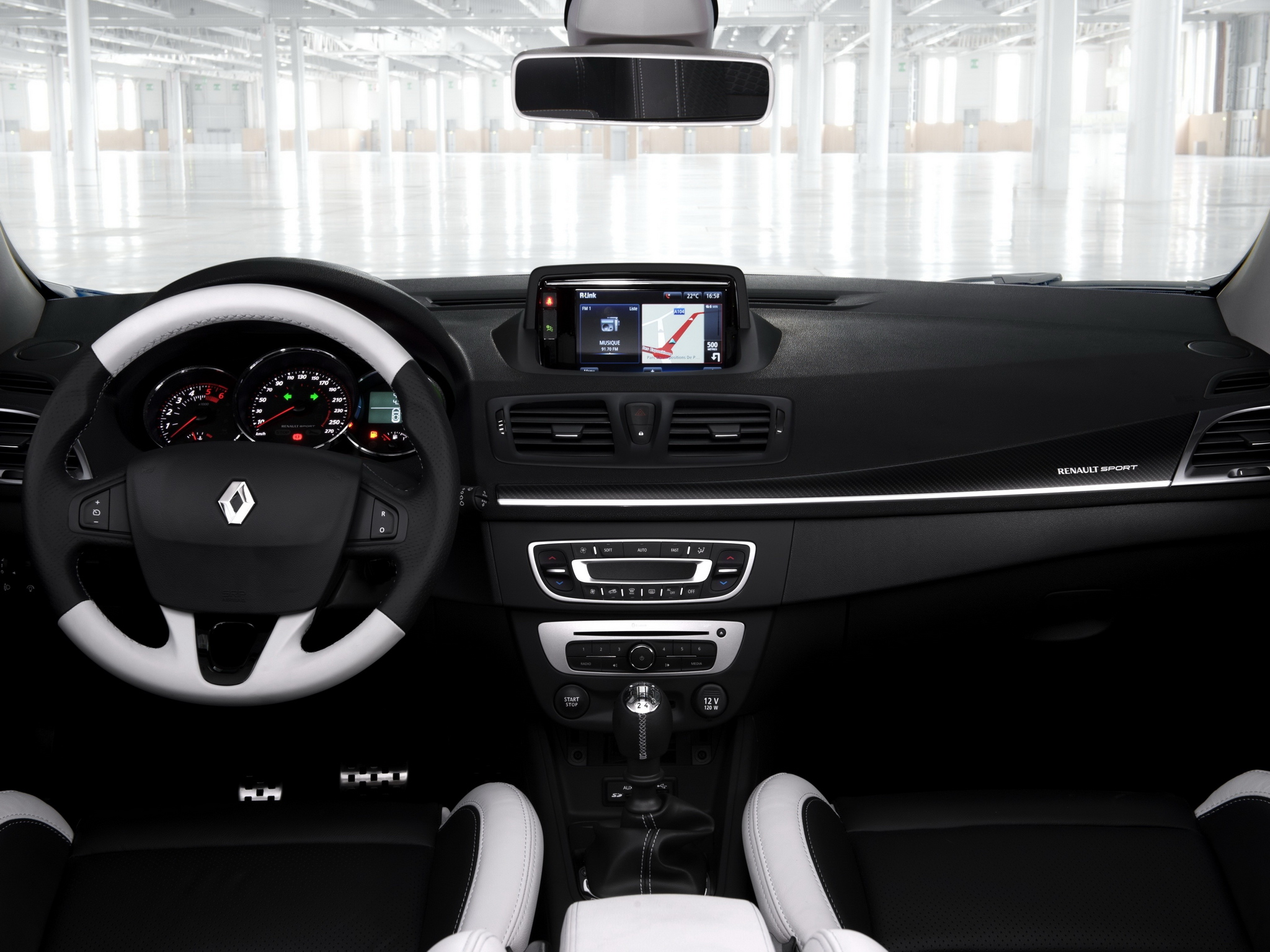 2014 renault megane g t coupe interior h wallpaper. Black Bedroom Furniture Sets. Home Design Ideas