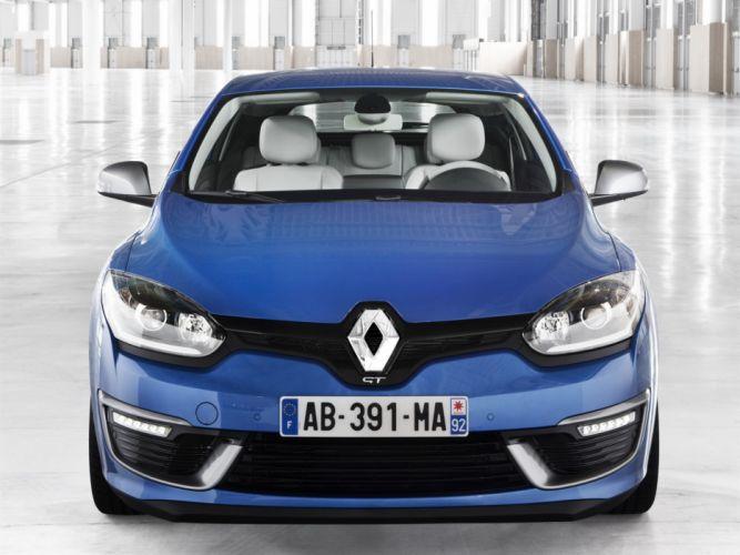 2014 Renault Megane G-T Coupe g wallpaper