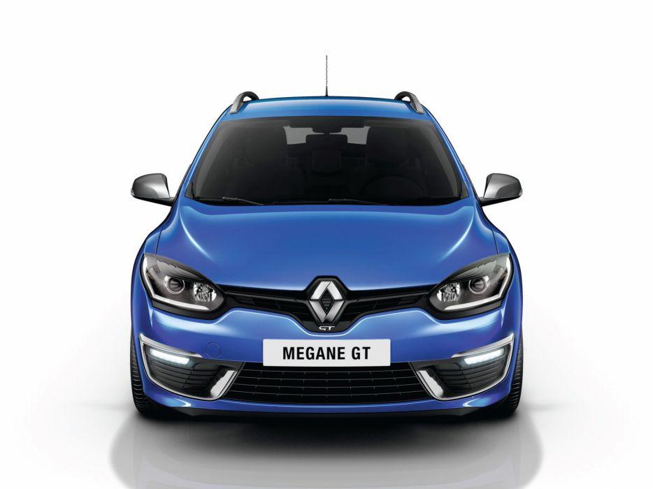 2014 Renault Megane G-T Line Estate stationwagon   gd wallpaper