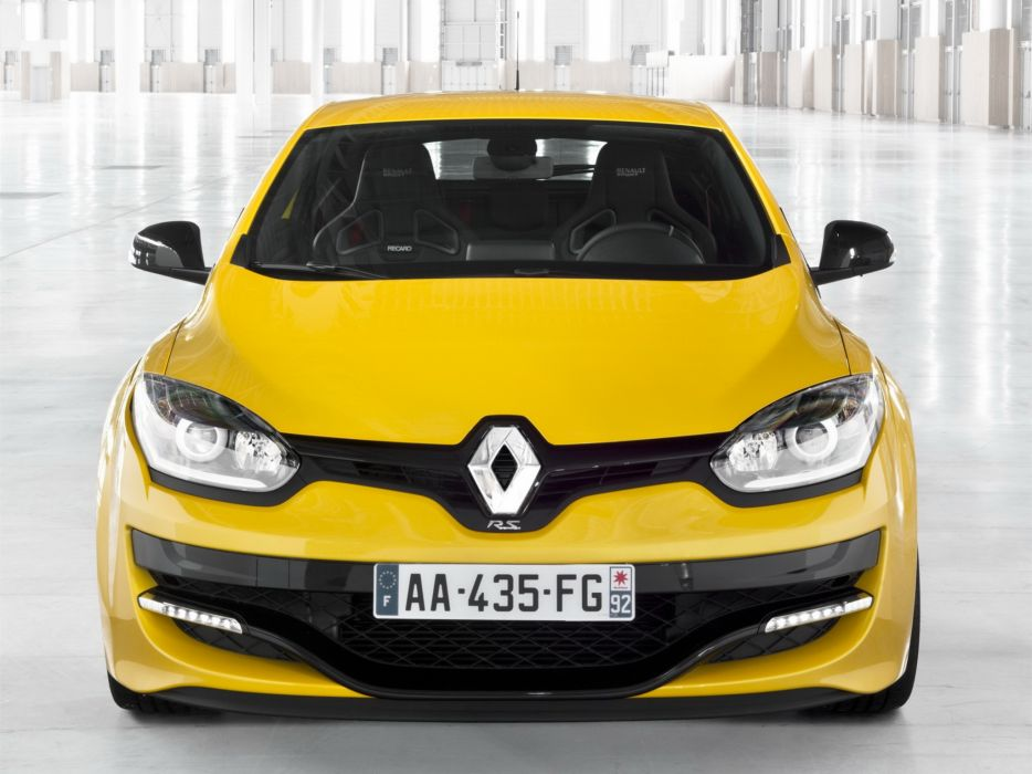2014 Renault Megane R-S 265   h wallpaper