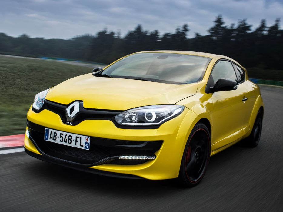 2014 Renault Megane R-S 265  g wallpaper