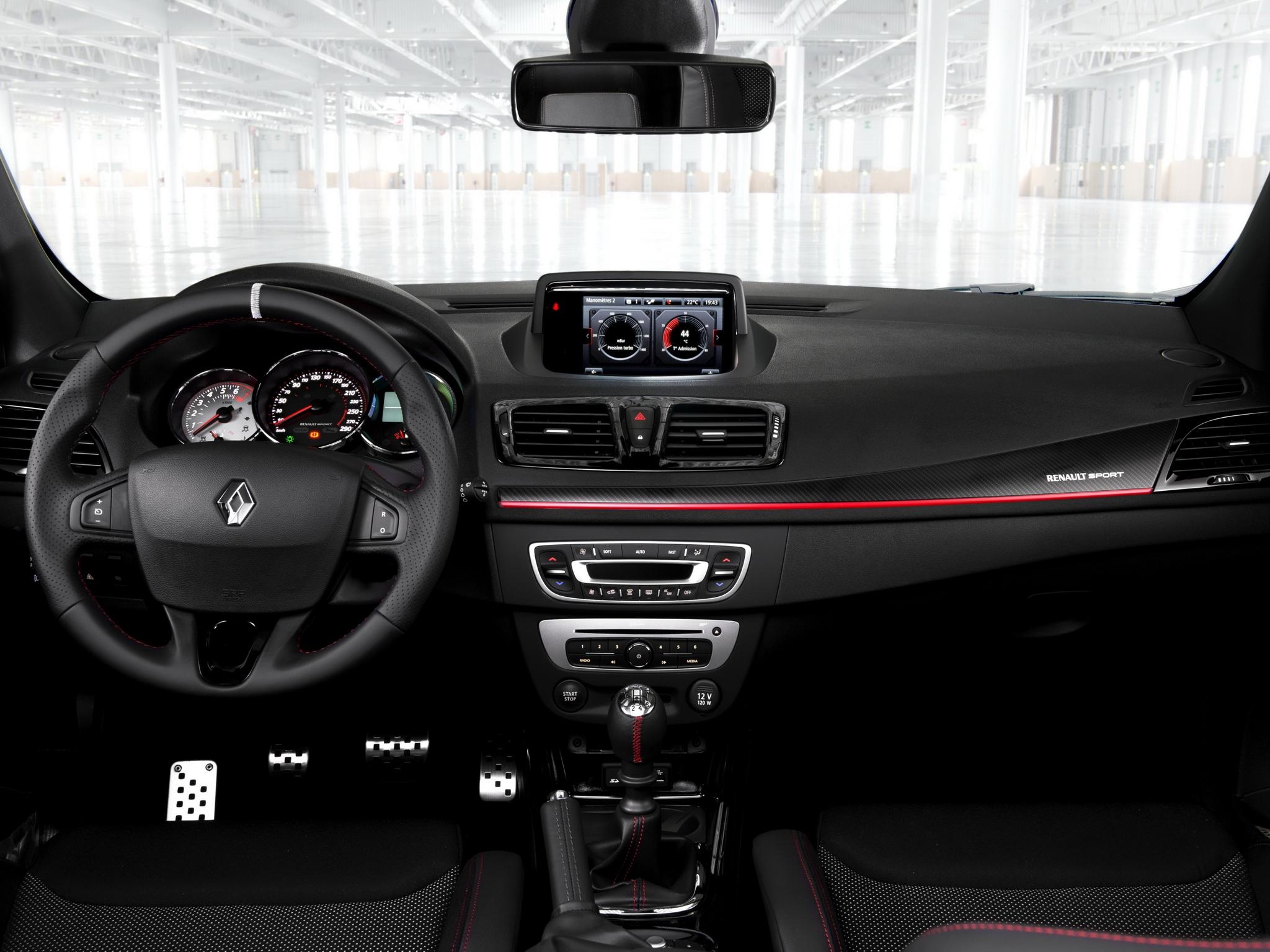 Renault Megane Interior 2014 2014 Renault Megane r s 265