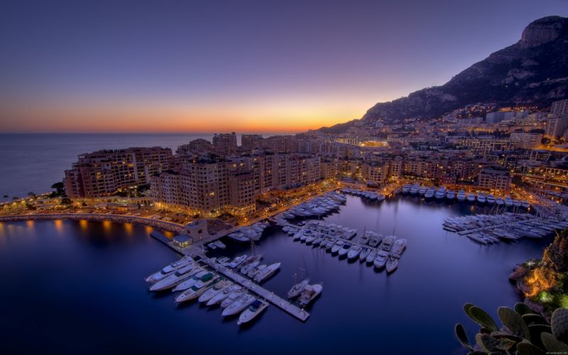 Port de Monaco wallpaper