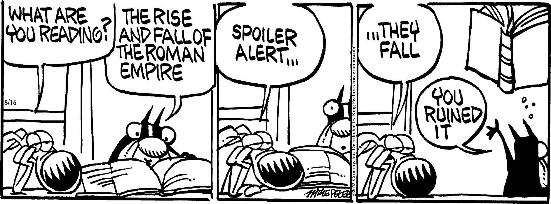 MOTHER-GOOSE-AND-GRIM mother goose grim funny humor comicstrip (14) wallpaper
