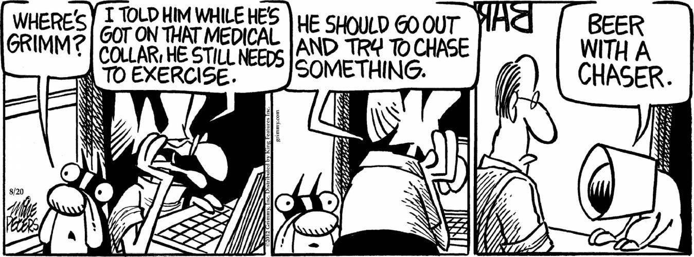 MOTHER-GOOSE-AND-GRIM mother goose grim funny humor comicstrip (15) wallpaper