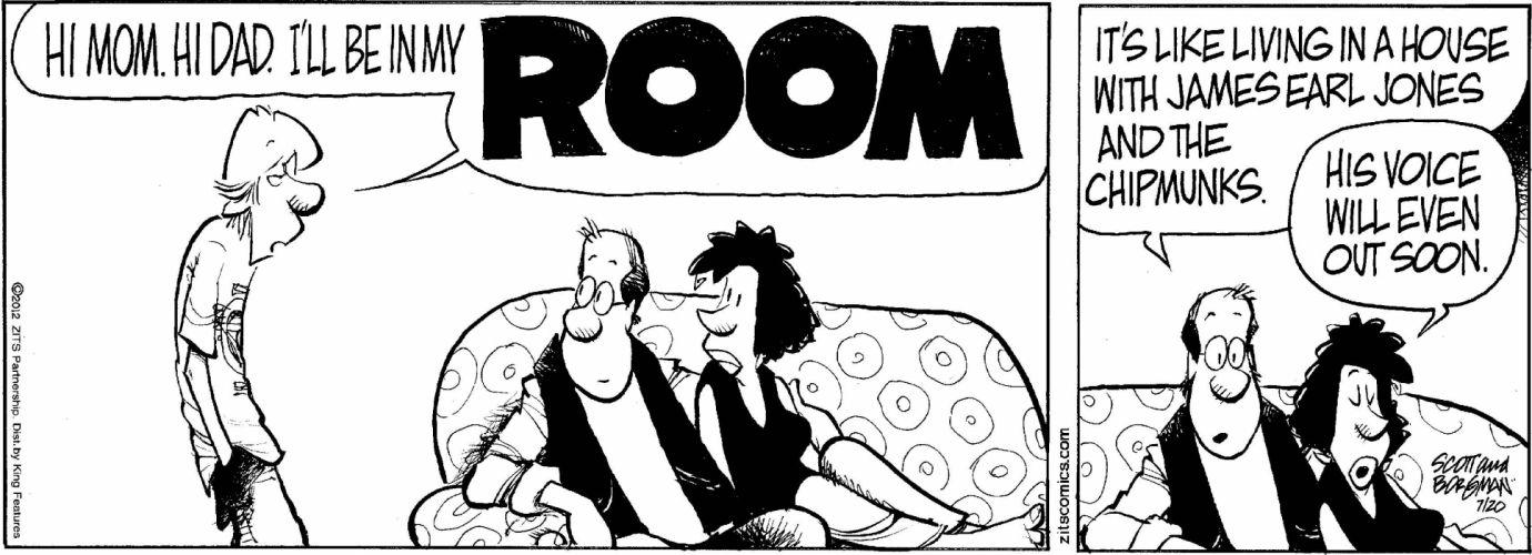 ZITS comicstrip humor funny (6) wallpaper
