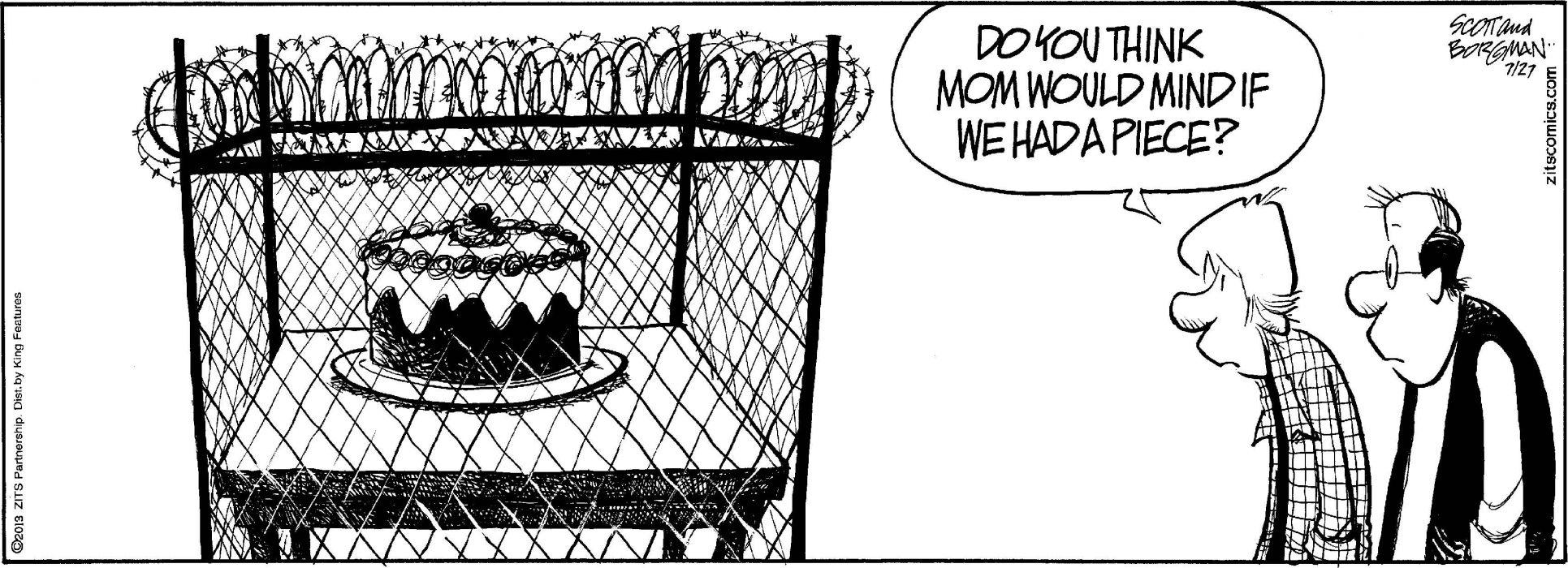 ZITS comicstrip humor funny (10) wallpaper
