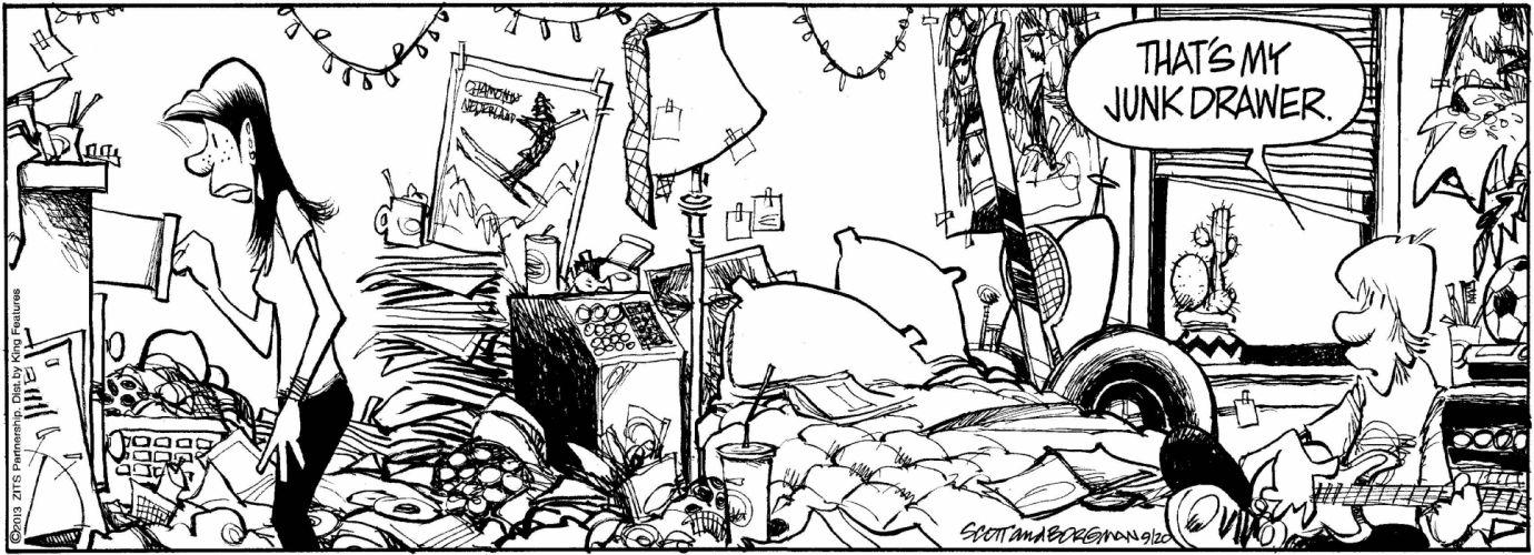 ZITS comicstrip humor funny (20) wallpaper