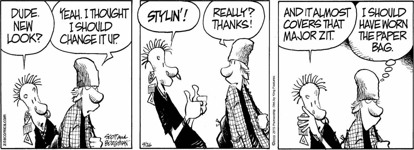 ZITS comicstrip humor funny (23) wallpaper