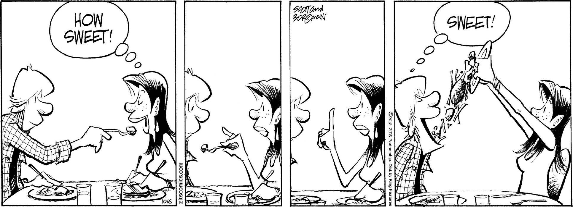 ZITS comicstrip humor funny (25) wallpaper