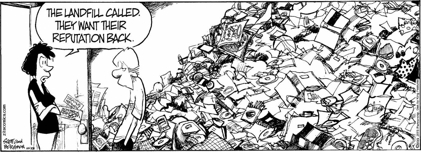 ZITS comicstrip humor funny (31) wallpaper