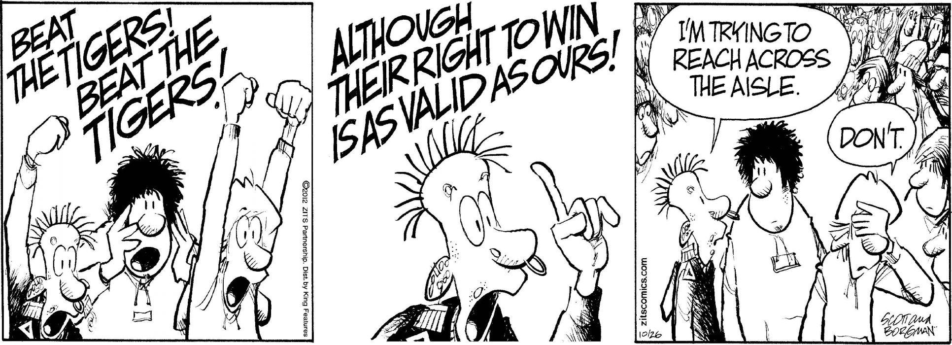 ZITS comicstrip humor funny (34) wallpaper