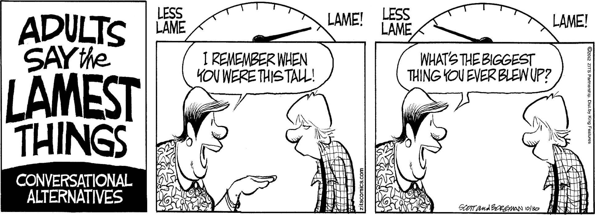 ZITS comicstrip humor funny (37) wallpaper