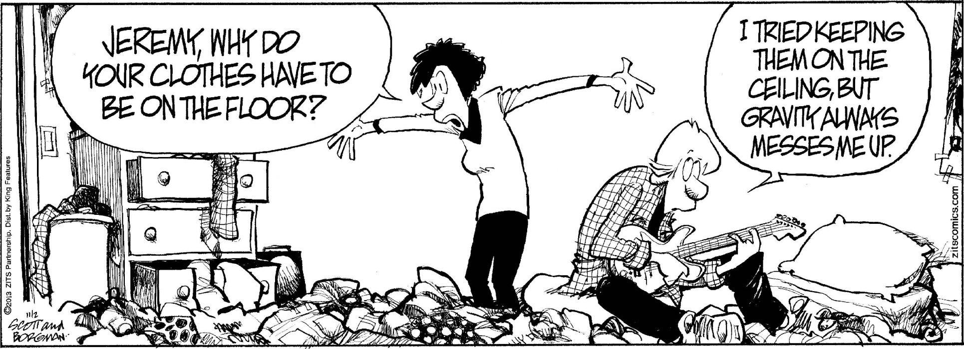 ZITS comicstrip humor funny (39) wallpaper