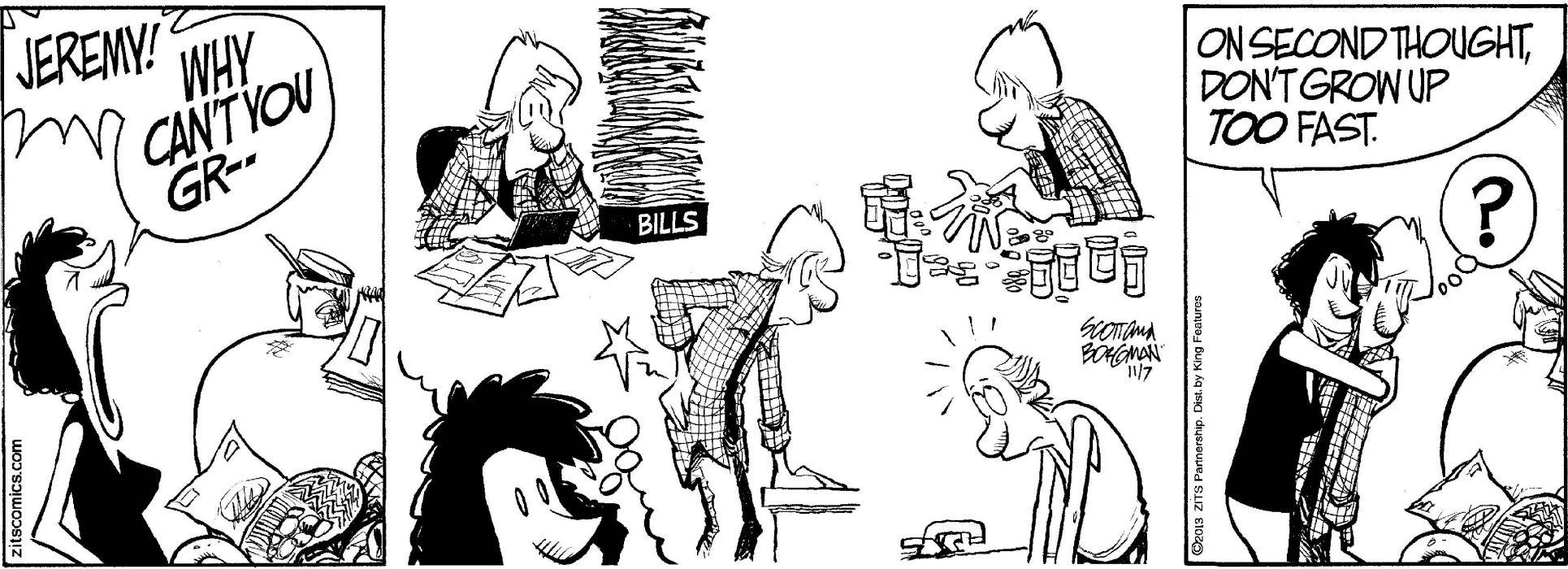 ZITS comicstrip humor funny (44) wallpaper