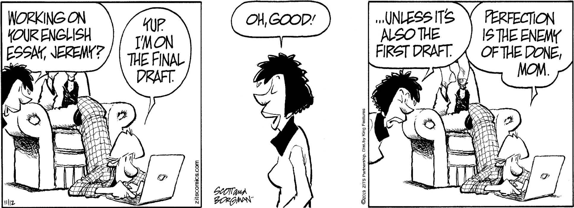 ZITS comicstrip humor funny (47) wallpaper