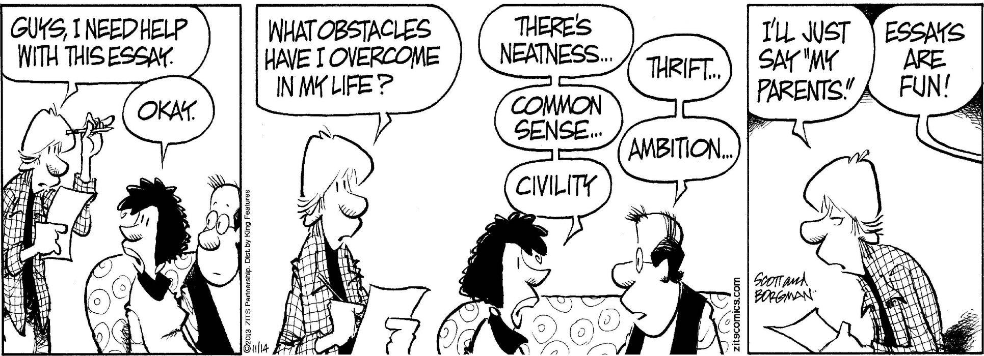 ZITS comicstrip humor funny (48) wallpaper