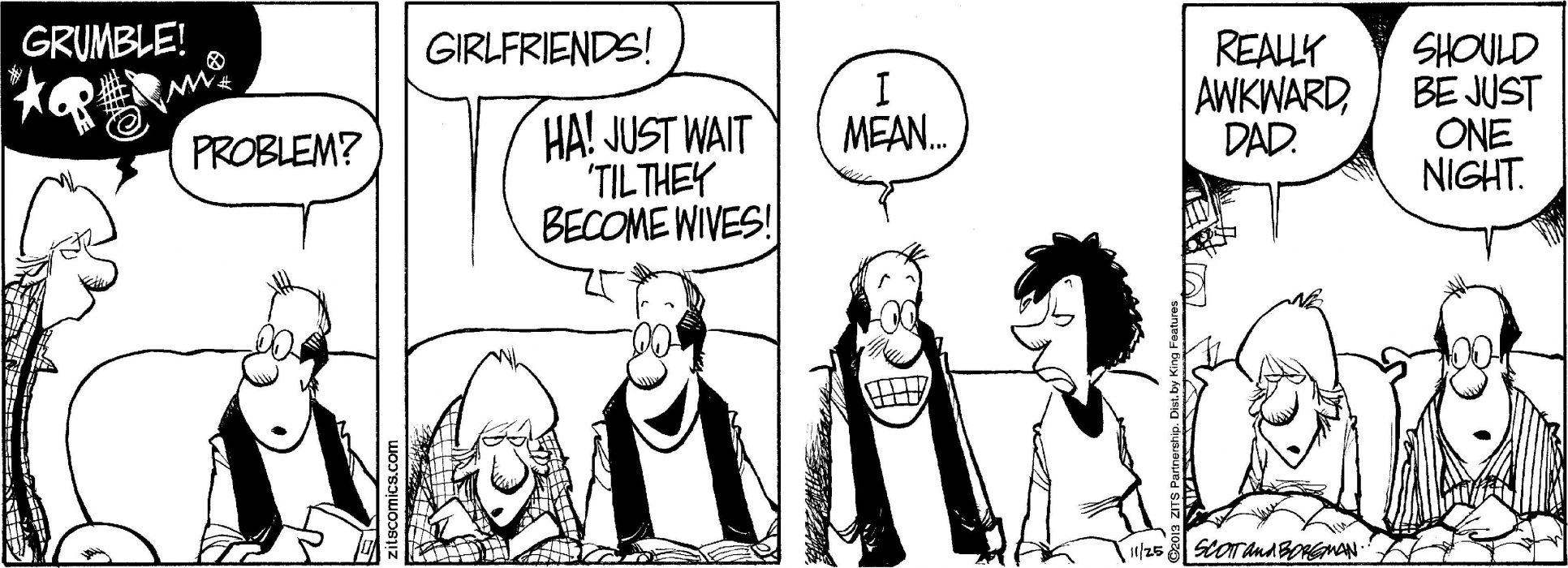 ZITS comicstrip humor funny (54) wallpaper