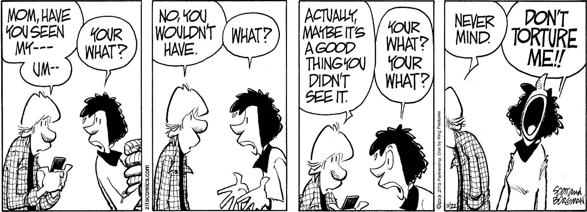 ZITS comicstrip humor funny (53) wallpaper
