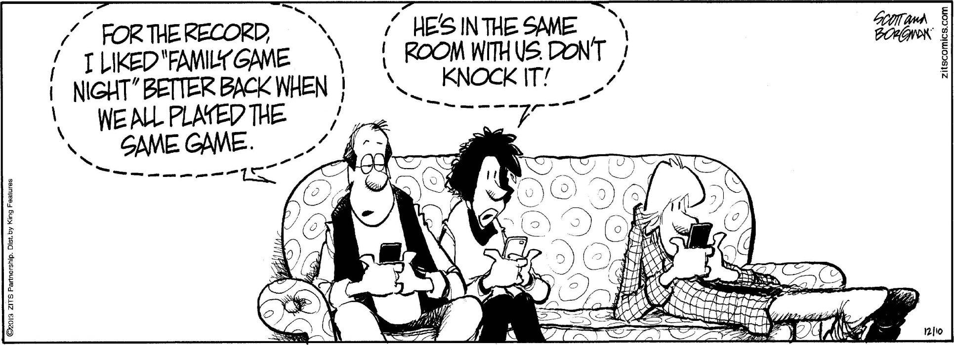 ZITS comicstrip humor funny (64) wallpaper