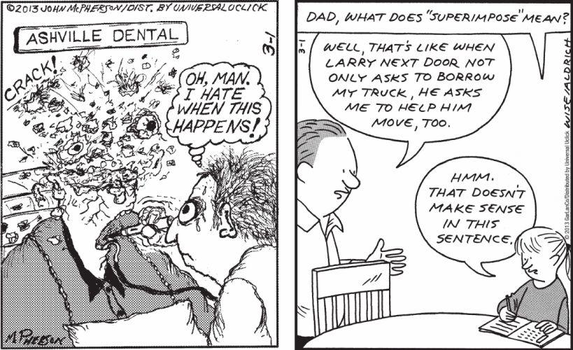 CLOSE-TO-HOME REAL-LIFE-ADVENTURES comicstrip (4) wallpaper