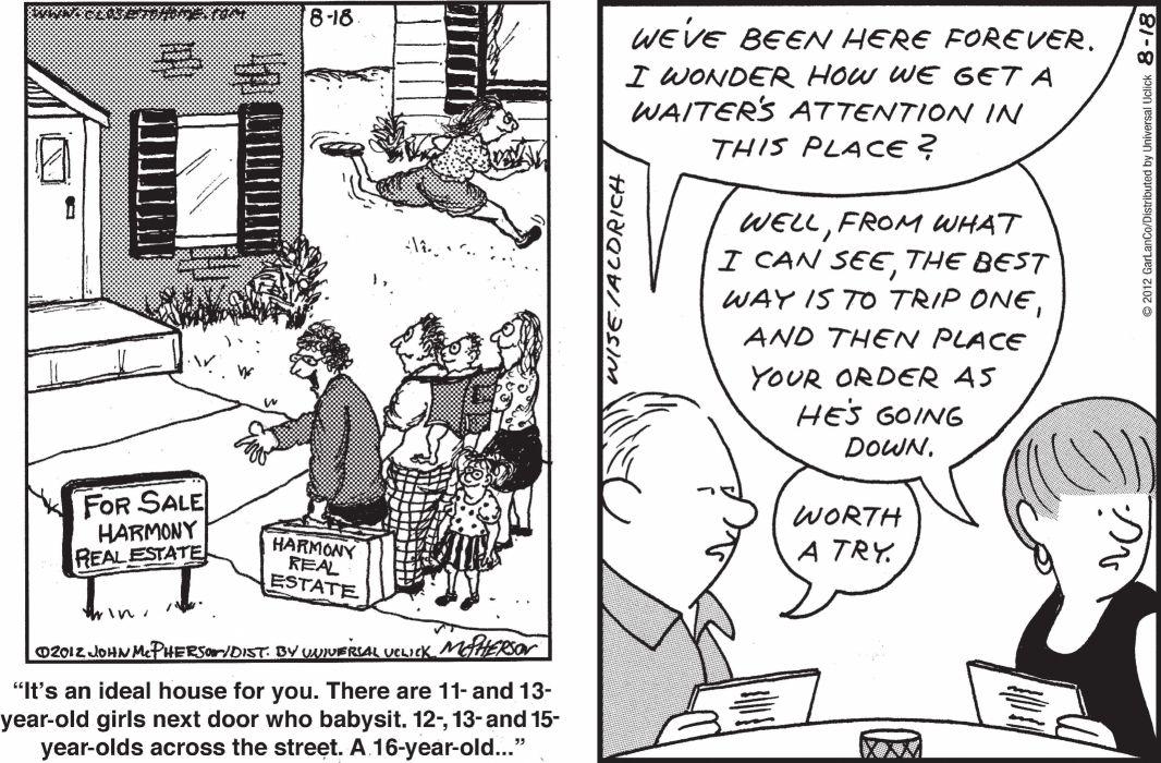 CLOSE-TO-HOME REAL-LIFE-ADVENTURES comicstrip (42) wallpaper