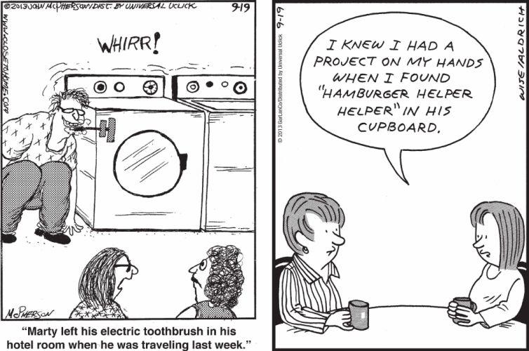 CLOSE-TO-HOME REAL-LIFE-ADVENTURES comicstrip (55) wallpaper