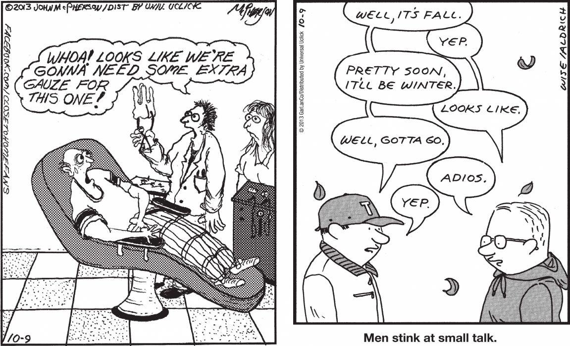CLOSE-TO-HOME REAL-LIFE-ADVENTURES comicstrip (75) wallpaper