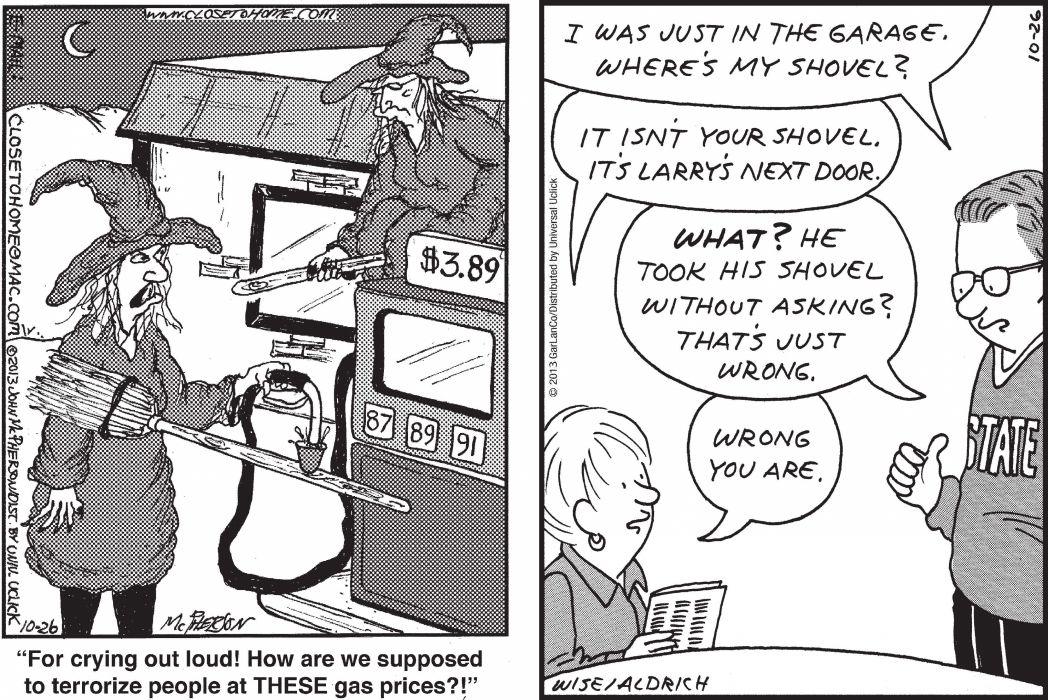 CLOSE-TO-HOME REAL-LIFE-ADVENTURES comicstrip (90) wallpaper