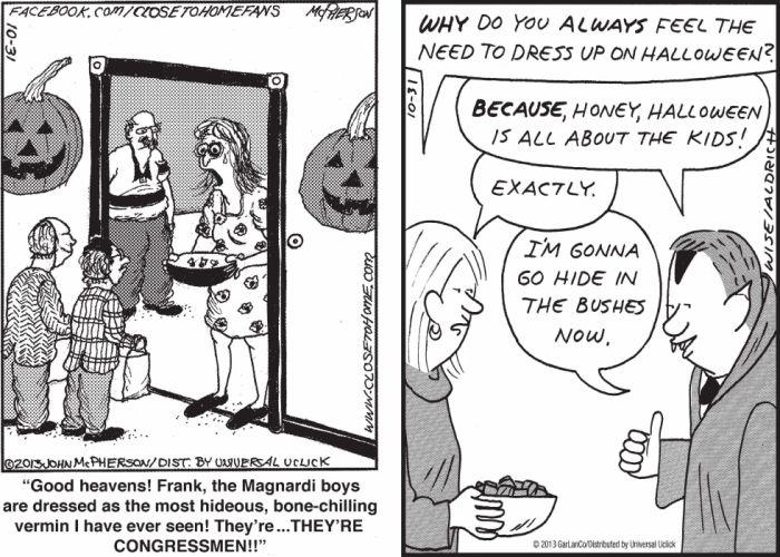 CLOSE-TO-HOME REAL-LIFE-ADVENTURES comicstrip (93) wallpaper