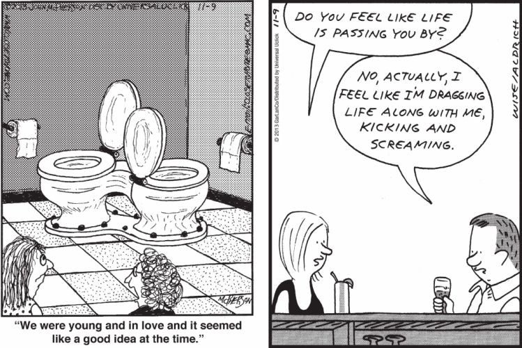 CLOSE-TO-HOME REAL-LIFE-ADVENTURES comicstrip (102) wallpaper
