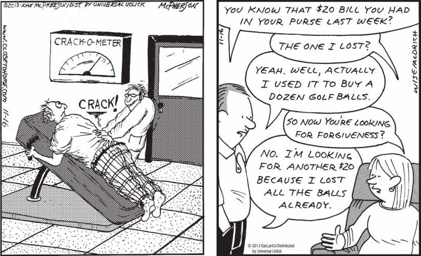 CLOSE-TO-HOME REAL-LIFE-ADVENTURES comicstrip (106) wallpaper