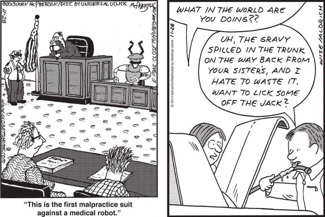 CLOSE-TO-HOME REAL-LIFE-ADVENTURES comicstrip (117) wallpaper