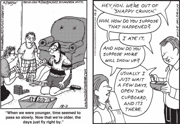 CLOSE-TO-HOME REAL-LIFE-ADVENTURES comicstrip (121) wallpaper