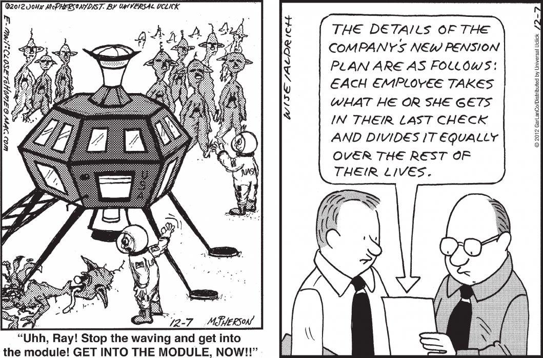 CLOSE-TO-HOME REAL-LIFE-ADVENTURES comicstrip (125) wallpaper