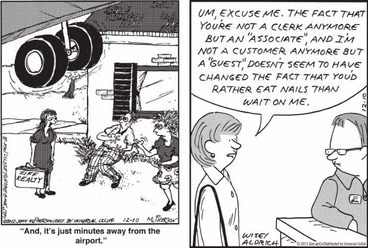 CLOSE-TO-HOME REAL-LIFE-ADVENTURES comicstrip (127) wallpaper