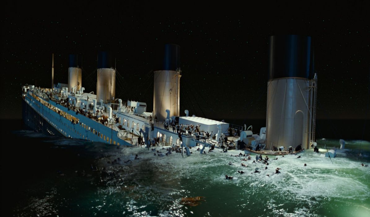 TITANIC disaster drama romance ship boat    u wallpaper