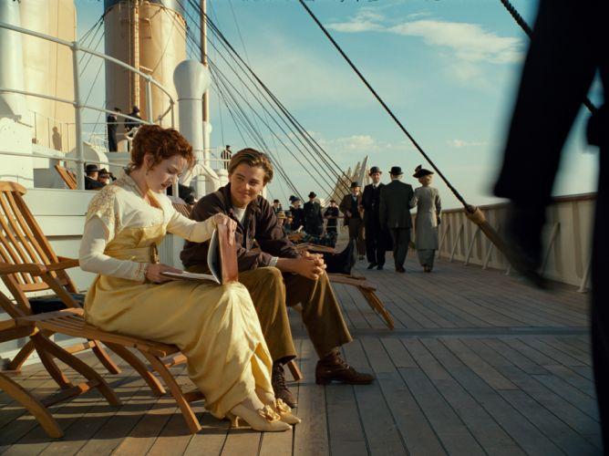 TITANIC disaster drama romance ship boat fa wallpaper