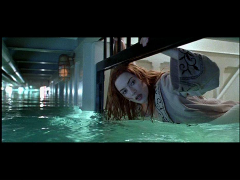 TITANIC disaster drama romance ship boat  fw wallpaper