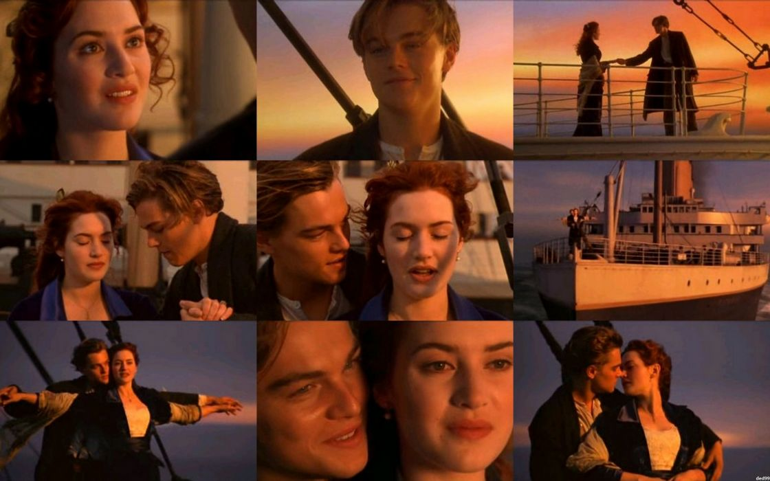 TITANIC disaster drama romance ship boat  tq wallpaper