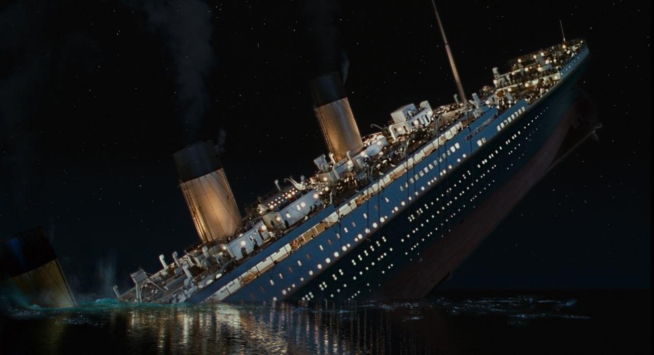 TITANIC disaster drama romance ship boat  yh wallpaper