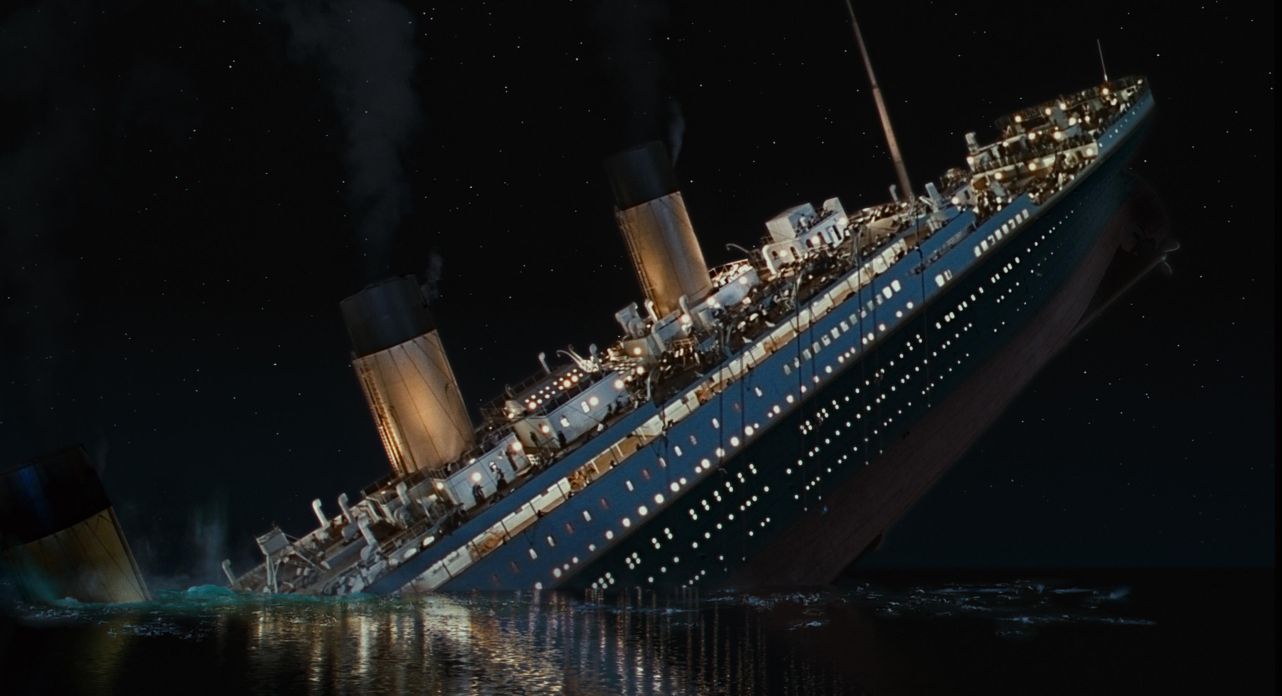 TITANIC disaster drama romance ship boat yh wallpaper ...